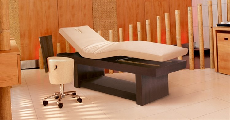Lavanda Well massage bed