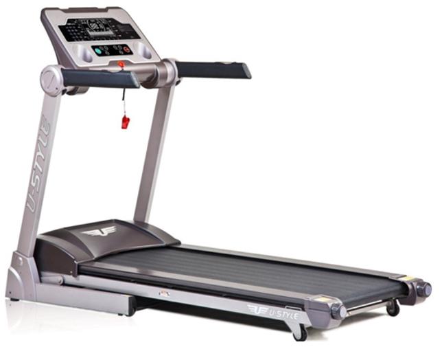 Pacer V550 treadmill