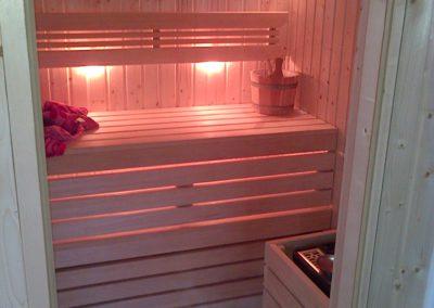 Ricardo sauna