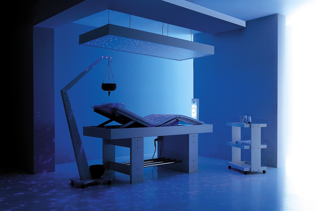 THERMAL BED NEW RELAX
