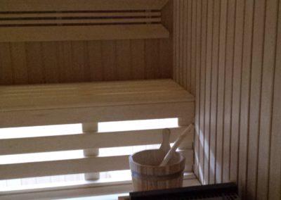 Westcliff sauna