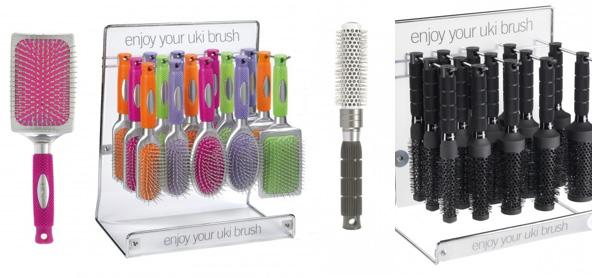 hair salon brushes