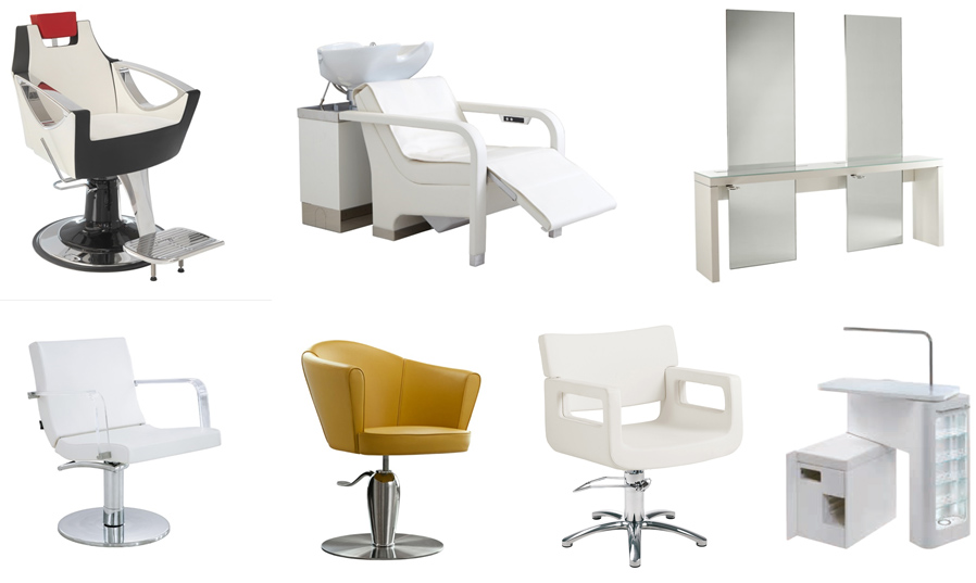 maletti hair salon equipment
