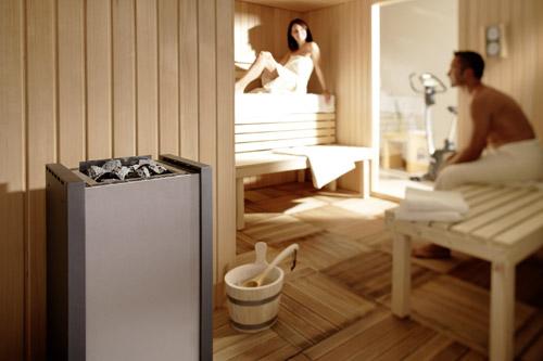 Sauna Oven